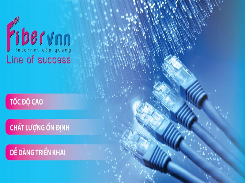 Dịch Vụ INTERNET FIBERVNN