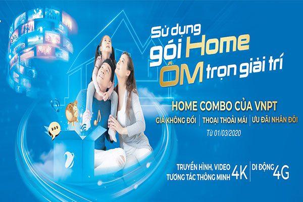 BẢNG GIÁ GÓI HOME COMBO